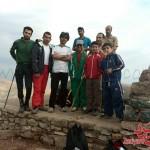 صعود به قله یخبند - 12