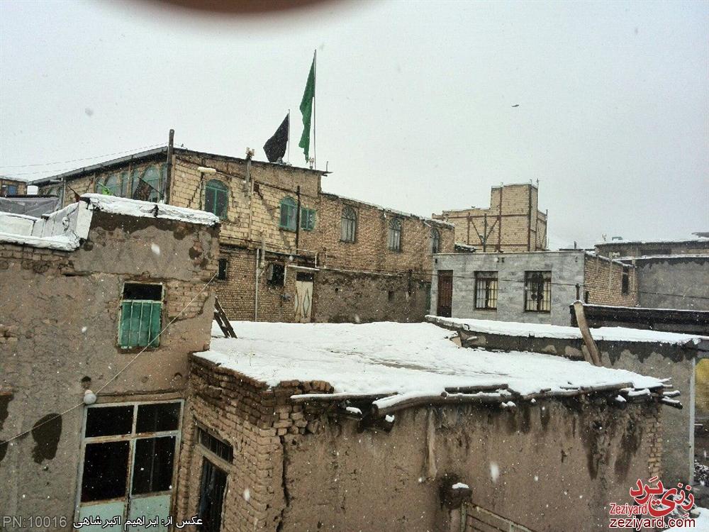 اولین برف سال 94 - عکس 3