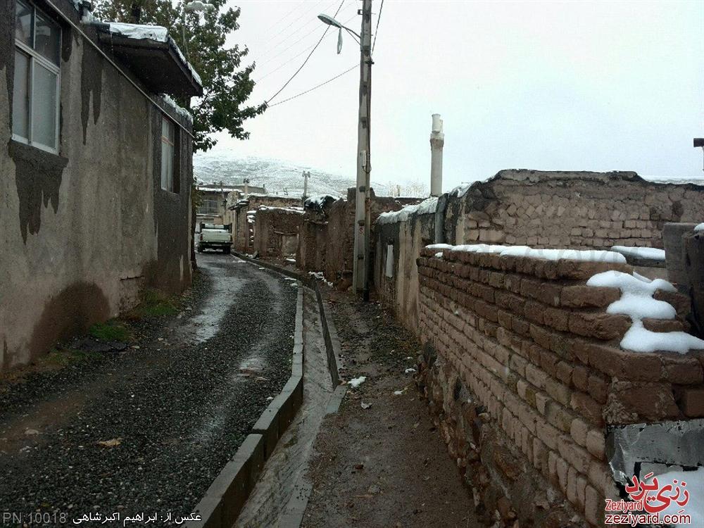 اولین برف سال 94 - عکس 1